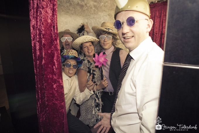 Die Photobooth Dortmund in der Henrichshütte in Hattingen
