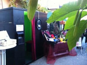 Die Fotobox zum Anfassen und Testen in Landau