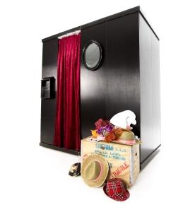 Die Fotobox Photobooth