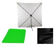 Fotobox mit Hintergrund