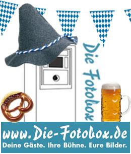 Fotobox mieten für Oktoberfest