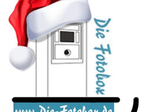 Die Fotobox auf eurer Weihnachtsfeier