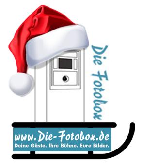 Weihnachten und die Fotobox