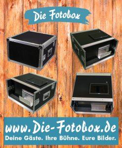 Fotobox für Smartphone mieten