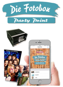 Fotobox Partyprint